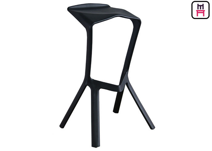 Nodic Minimalist Stackable Restaurant Bar Stools Designer Series With Custom Color